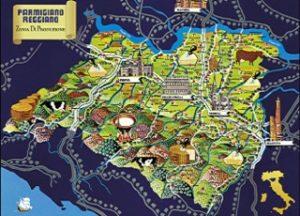 mappa_parmigiano-gadget-il-casaro-bertelli-castelnovo-sotto